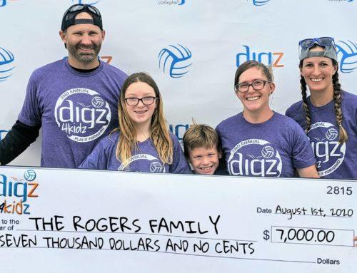 2020 Digz4Kidz Raises $7000!